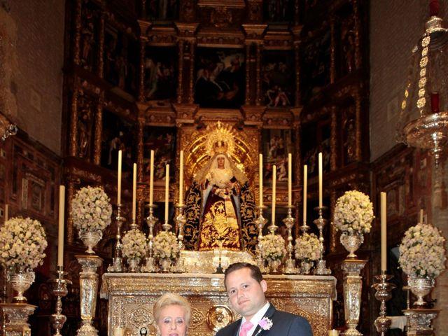La boda de Samuel y Vanesa en Sevilla, Sevilla 10
