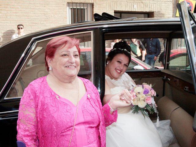 La boda de Samuel y Vanesa en Sevilla, Sevilla 11