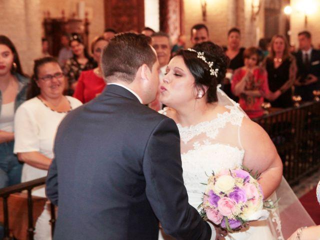 La boda de Samuel y Vanesa en Sevilla, Sevilla 13