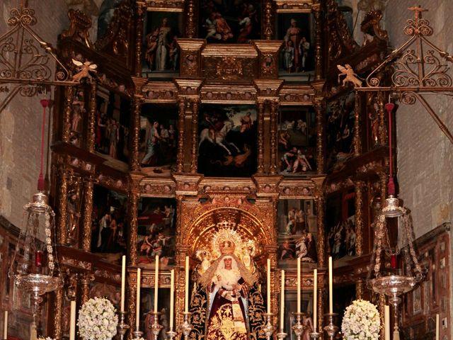 La boda de Samuel y Vanesa en Sevilla, Sevilla 15