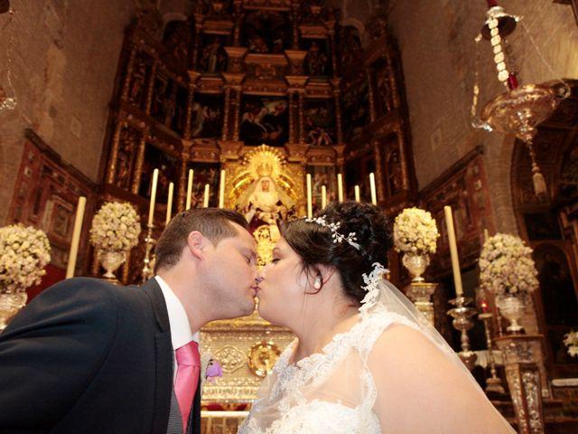 La boda de Samuel y Vanesa en Sevilla, Sevilla 17