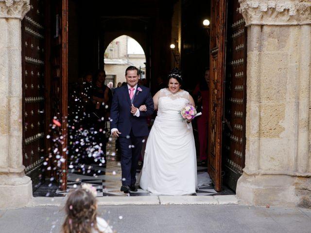 La boda de Samuel y Vanesa en Sevilla, Sevilla 19