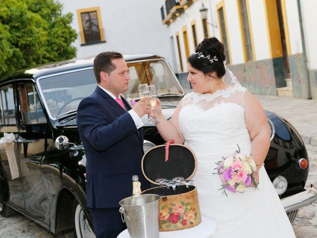 La boda de Samuel y Vanesa en Sevilla, Sevilla 20