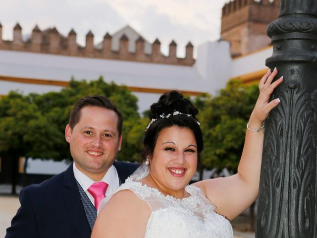 La boda de Samuel y Vanesa en Sevilla, Sevilla 21