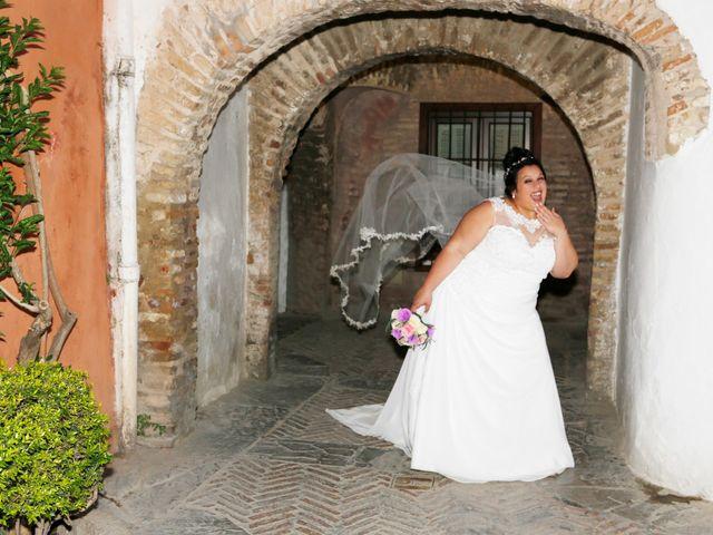 La boda de Samuel y Vanesa en Sevilla, Sevilla 22