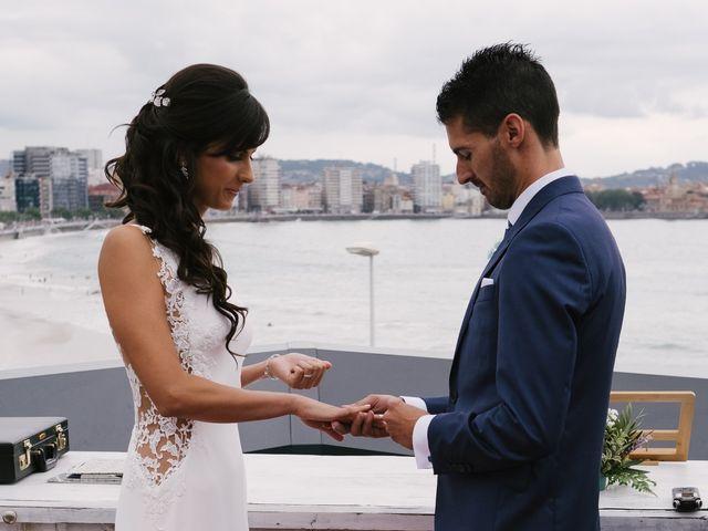 La boda de Diego y Paula en Gijón, Asturias 28