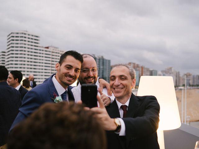 La boda de Diego y Paula en Gijón, Asturias 54