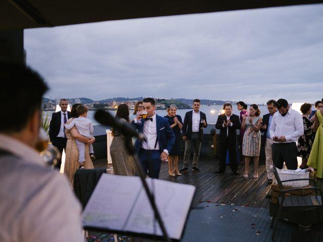 La boda de Diego y Paula en Gijón, Asturias 55