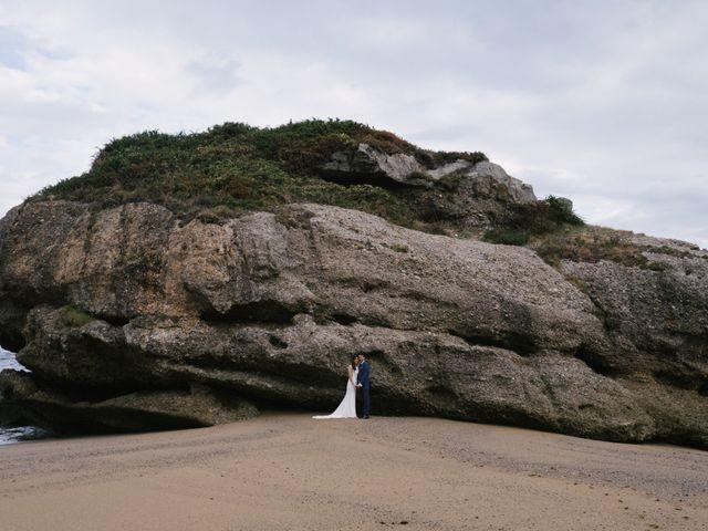La boda de Diego y Paula en Gijón, Asturias 59