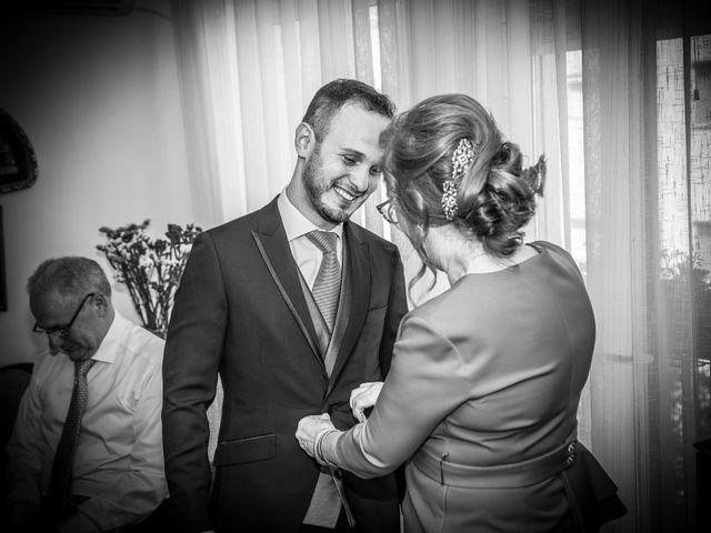 La boda de Pablo y Angela en Santa Amalia, Badajoz 11