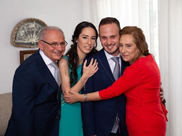 La boda de Pablo y Angela en Santa Amalia, Badajoz 12