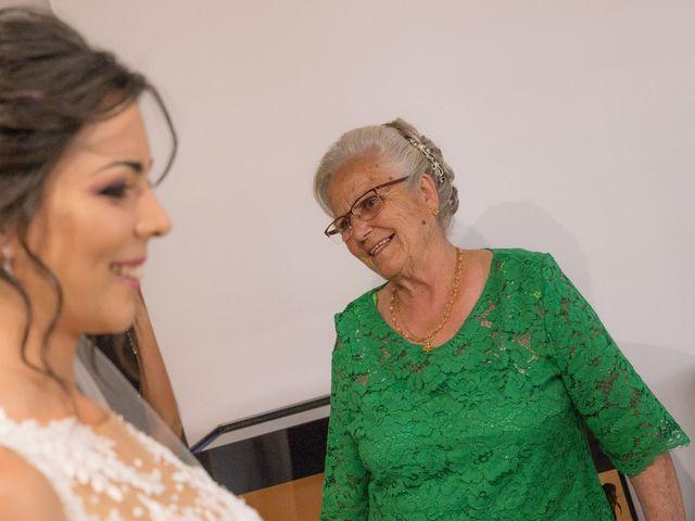 La boda de Pablo y Angela en Santa Amalia, Badajoz 22