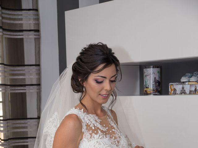 La boda de Pablo y Angela en Santa Amalia, Badajoz 23