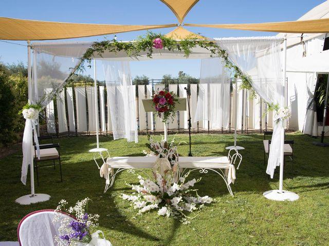 La boda de Pablo y Angela en Santa Amalia, Badajoz 25