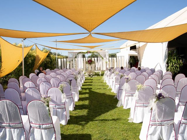 La boda de Pablo y Angela en Santa Amalia, Badajoz 26
