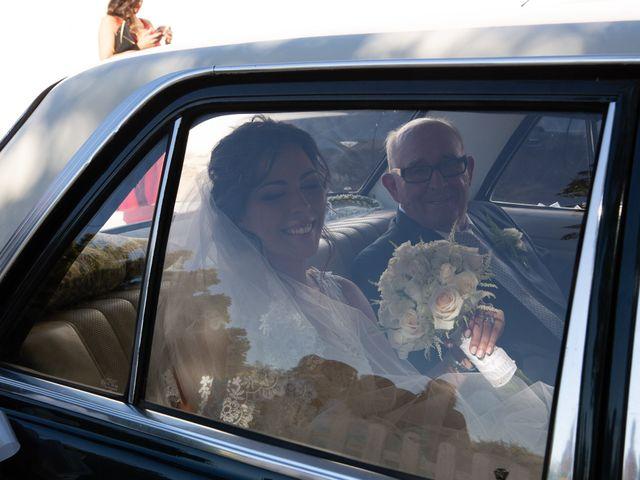 La boda de Pablo y Angela en Santa Amalia, Badajoz 31