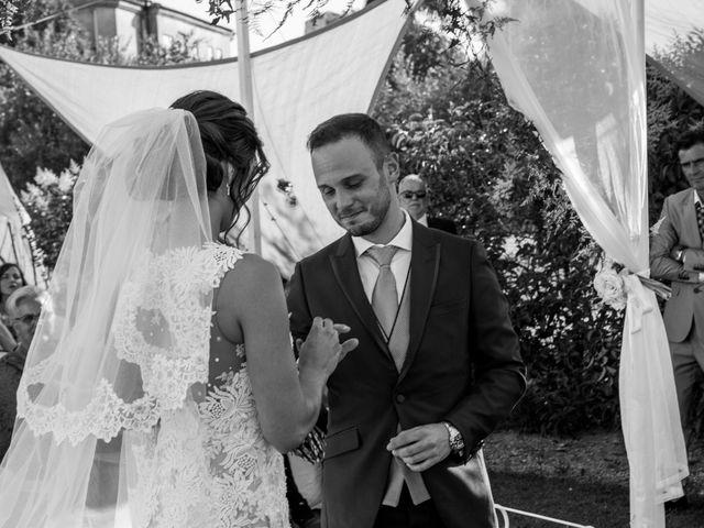 La boda de Pablo y Angela en Santa Amalia, Badajoz 35