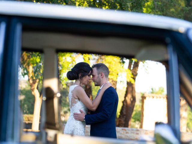 La boda de Angela y Pablo