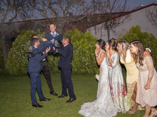 La boda de Pablo y Angela en Santa Amalia, Badajoz 46