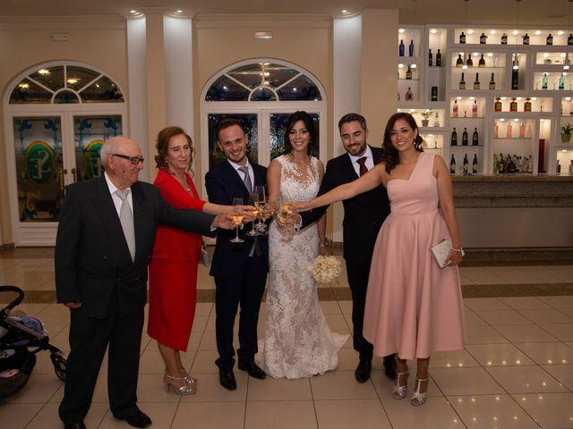 La boda de Pablo y Angela en Santa Amalia, Badajoz 47
