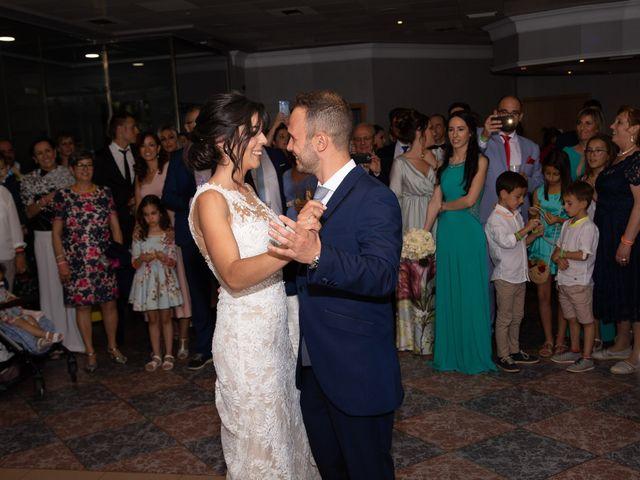 La boda de Pablo y Angela en Santa Amalia, Badajoz 49