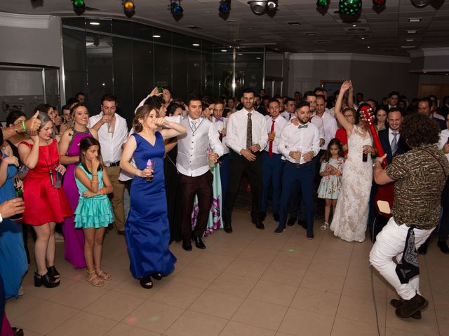 La boda de Pablo y Angela en Santa Amalia, Badajoz 53