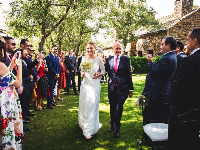 La boda de Mario y Ester en Campillo De Ranas, Guadalajara 58