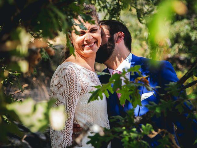 La boda de Mario y Ester en Campillo De Ranas, Guadalajara 79