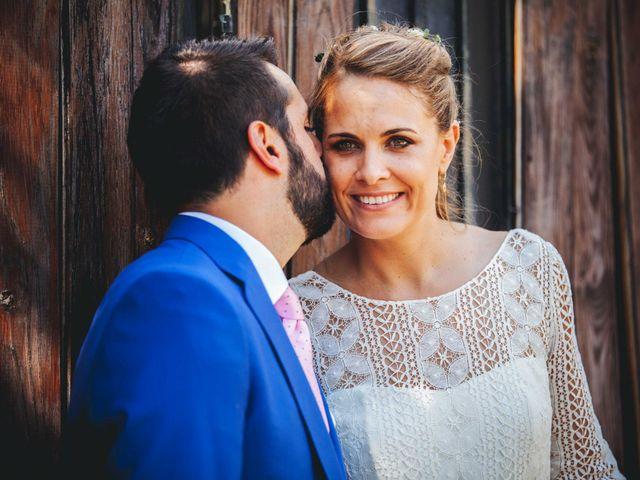 La boda de Mario y Ester en Campillo De Ranas, Guadalajara 82