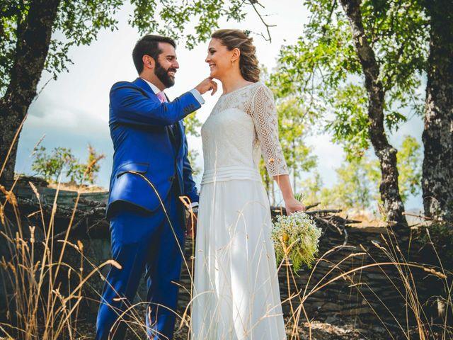 La boda de Mario y Ester en Campillo De Ranas, Guadalajara 86