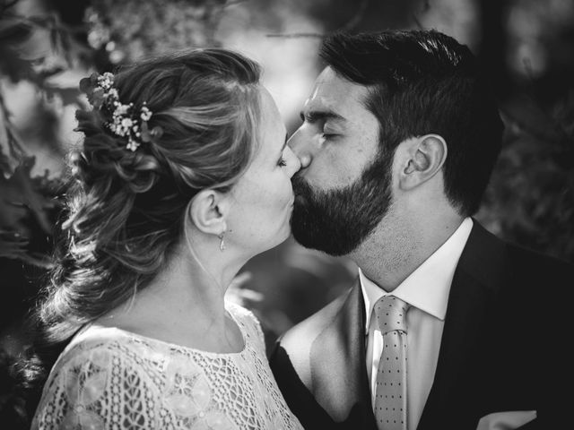 La boda de Mario y Ester en Campillo De Ranas, Guadalajara 87