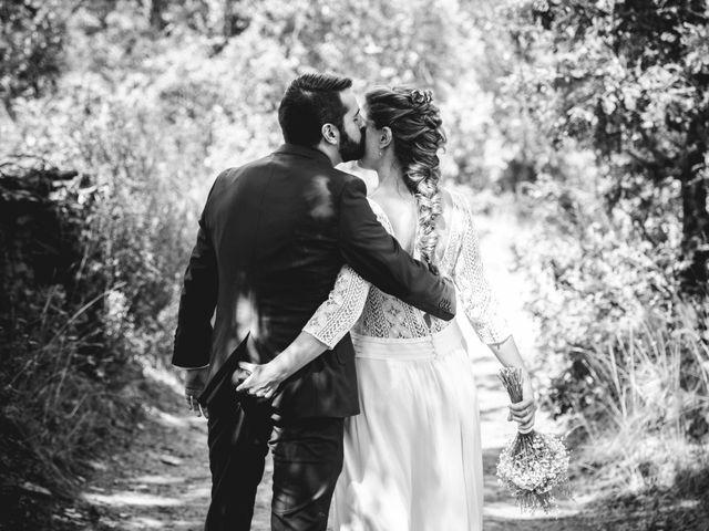 La boda de Mario y Ester en Campillo De Ranas, Guadalajara 89
