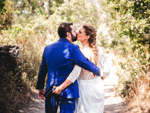 La boda de Mario y Ester en Campillo De Ranas, Guadalajara 90