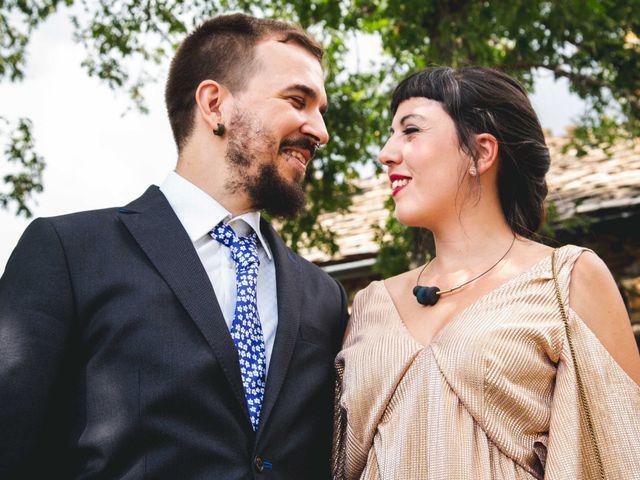 La boda de Mario y Ester en Campillo De Ranas, Guadalajara 107