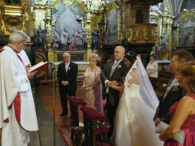La boda de Javier y Tamara en Cuarte De Huerva, Zaragoza 6