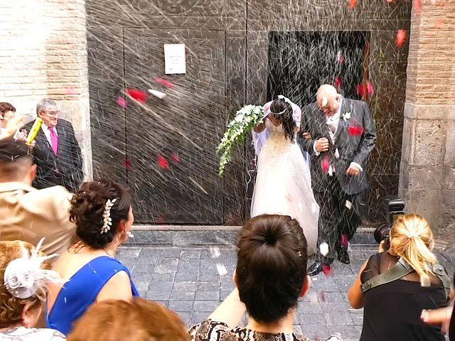 La boda de Javier y Tamara en Cuarte De Huerva, Zaragoza 7