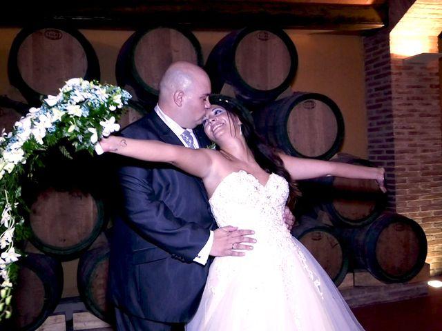 La boda de Javier y Tamara en Cuarte De Huerva, Zaragoza 2