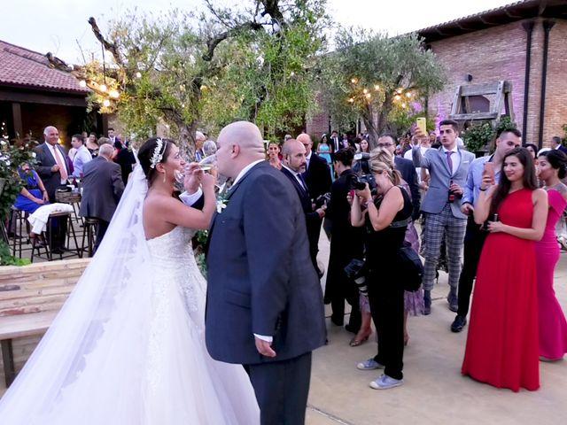 La boda de Javier y Tamara en Cuarte De Huerva, Zaragoza 10