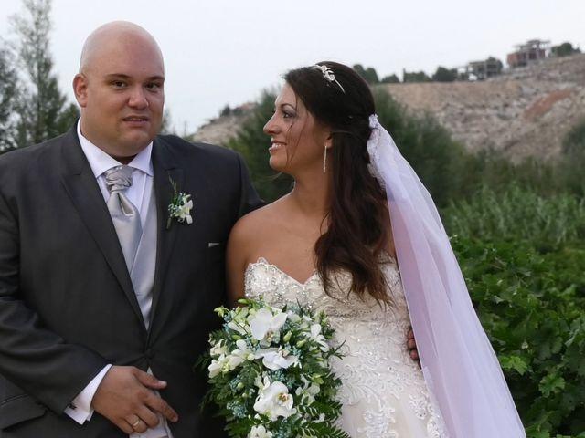 La boda de Javier y Tamara en Cuarte De Huerva, Zaragoza 13