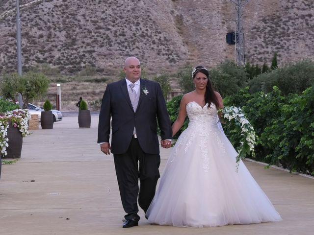 La boda de Javier y Tamara en Cuarte De Huerva, Zaragoza 15