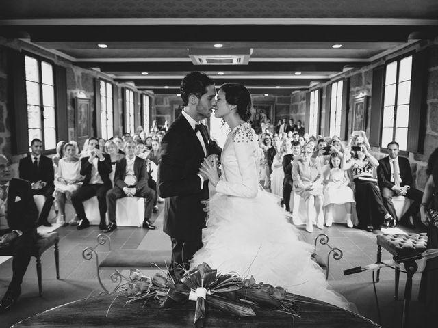 La boda de Dani y Sophie en Redondela, Pontevedra 1
