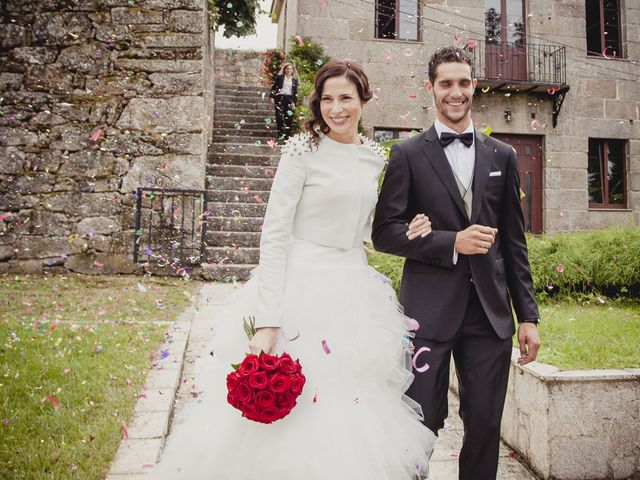 La boda de Dani y Sophie en Redondela, Pontevedra 9