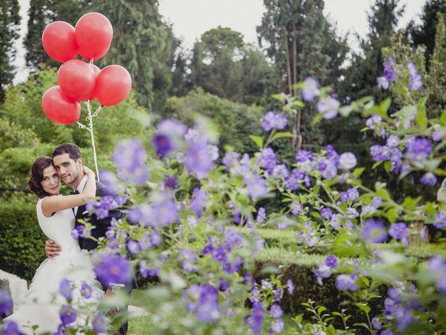 La boda de Dani y Sophie en Redondela, Pontevedra 13