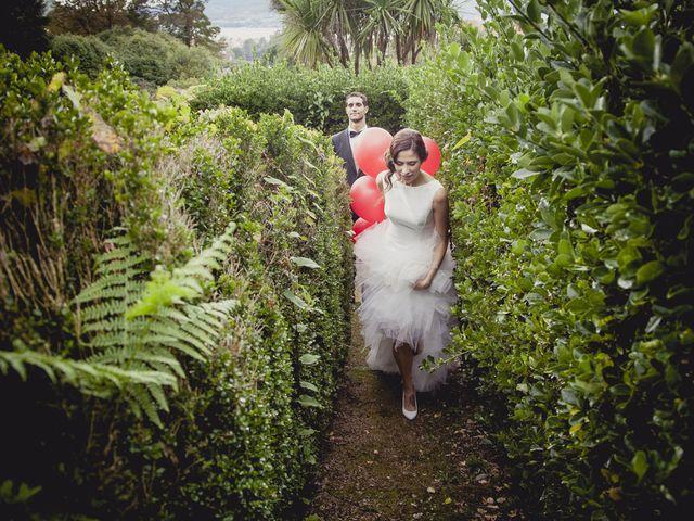 La boda de Dani y Sophie en Redondela, Pontevedra 14