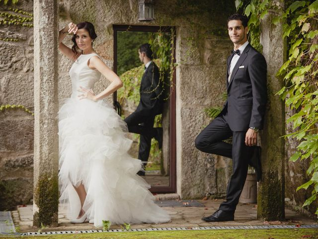 La boda de Dani y Sophie en Redondela, Pontevedra 15
