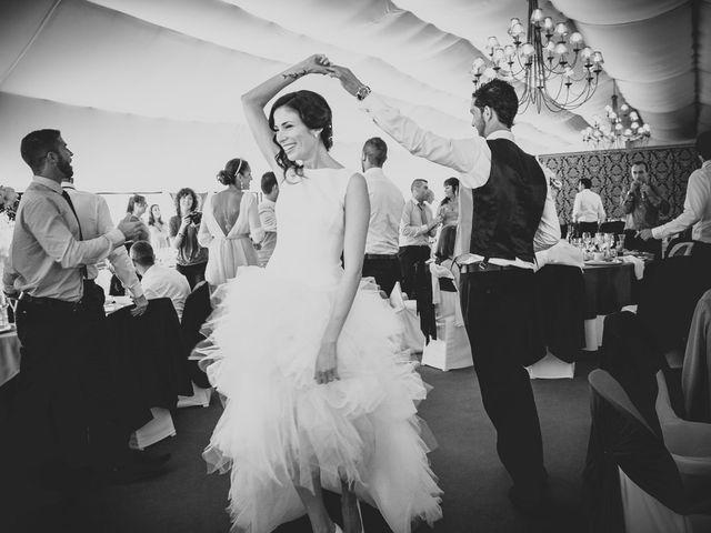 La boda de Dani y Sophie en Redondela, Pontevedra 18