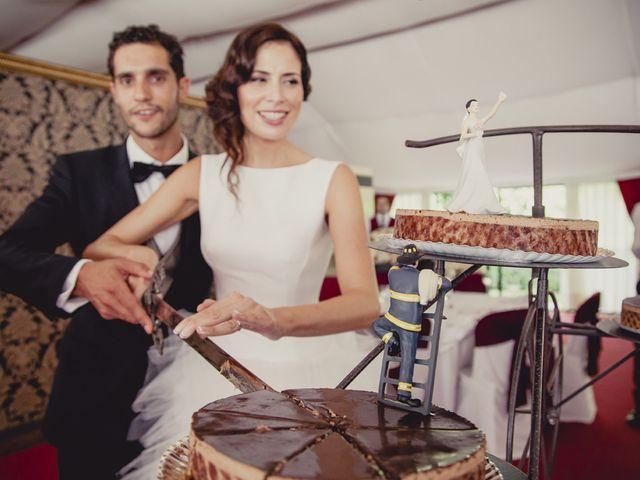 La boda de Dani y Sophie en Redondela, Pontevedra 19