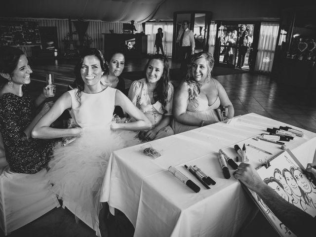 La boda de Dani y Sophie en Redondela, Pontevedra 22