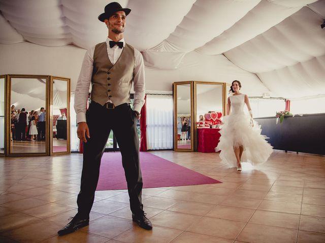 La boda de Dani y Sophie en Redondela, Pontevedra 23