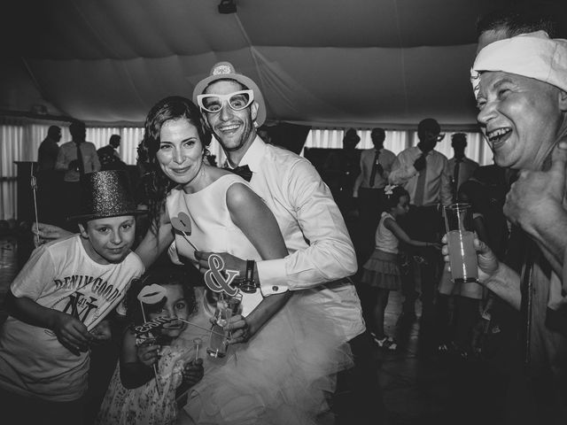 La boda de Dani y Sophie en Redondela, Pontevedra 28